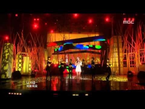 Hong Jin Young - Love Battery(remix), 홍진영 - 사랑의 배터리(리믹스), Music Core 201001