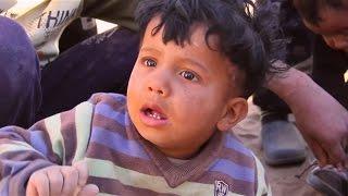 لاجئون عراقيون عالقون في سوريا