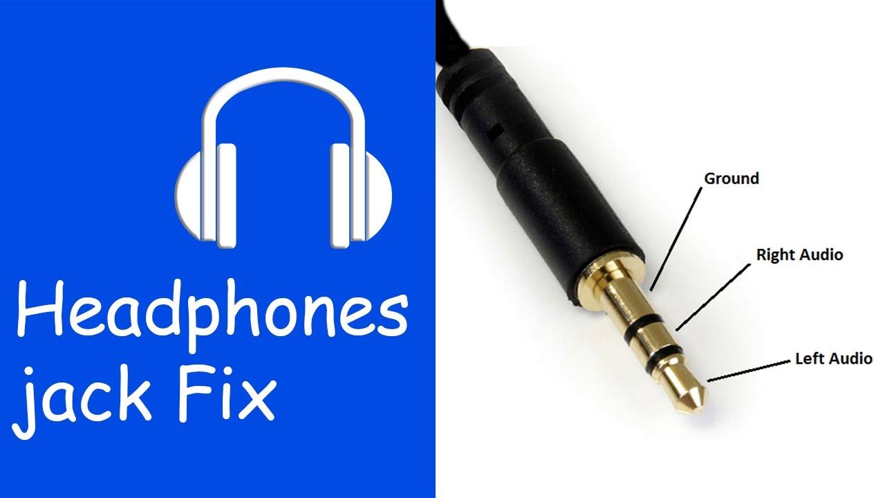 hight resolution of fix headphone jack philips sbc hl 140