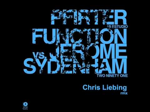Download Jerome Sydenham & Function - Two Ninety One [ Chris Liebing rmx ]