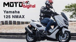 Apresentação Europeia Yamaha NMAX