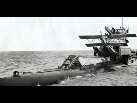 I-400-class submarines: Largest Submarine used in World War II (HD Docuentary)