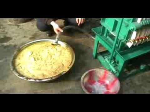 Guangxin oil plate frame filter