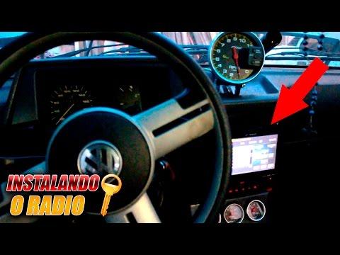 COMO INSTALAR RADIO E DVD NO CARRO / BINHHOO VIDEOS