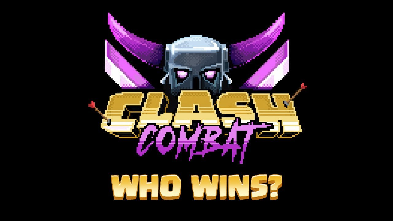 Clash Combat (Clash of Clans   Video Games Day)
