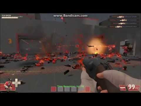 Team Fortress 2 Map Review 1: Achievement Servers (HQ)