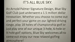 Blue Sky Golf Club   driving range jacksonville fl   Golf Blue Sky