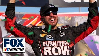Winner s Weekend: Martin Truex Jr. - Chicago | NASCAR RACE HUB