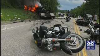 Dalton motorcyclist recovering in hospital after deadly New Hampshire accident