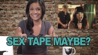 Carly Rae Jepsen sex tape, Amia Miley parody - The Guyism Speed Round for 7/24