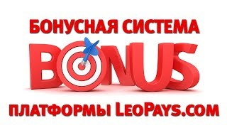 LeoPays   бонусная программа VIP тарифа