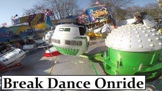 Break Dance - Freiwald (Onride) Video Britzer Baumblüte - Berlin Britz 2018