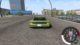 we built this city on rock and roll beamng drive expressway classic