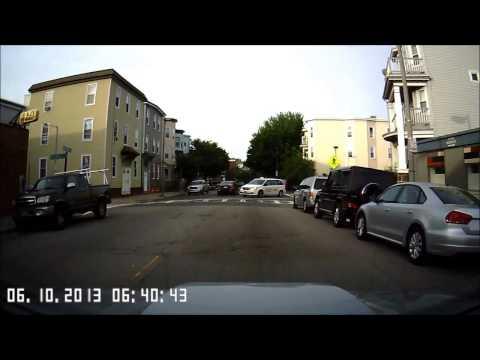 CABCITY Boston Cab 1556 6/10/2013 6:40AM