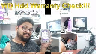 How to Check Western Digital WD  Hard Drive is In Warranty or Not?