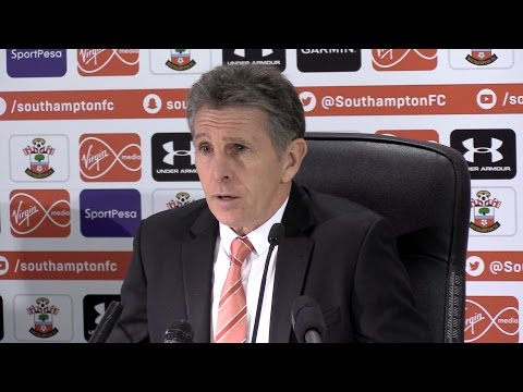 Southampton 1-0 Liverpool - Claude Puel Full Post Match Press Conference - EFL Cup