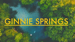 WELCOME TO GINNIE SPRINGS !! PT2 ( High Springs, Florida )