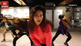 K.michelle - Not a little bit / Choreography by AHHA ft. Jazzy Roc / Monkeez Dance studio