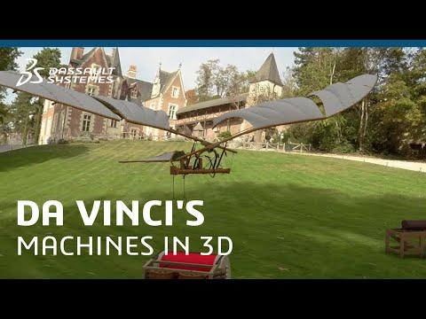 DaVinci Castle Playground   Dassault Systèmes