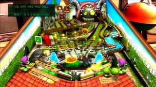 Pinball FX 2 - Plants Vs Zombies Table