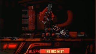Lobotomy Corporation セフィラボス ゲブラー(THE RED MIST)