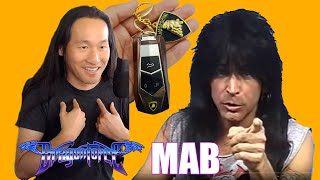 DragonForce Reaction - Herman Li reacts to Michael Angelo Batio
