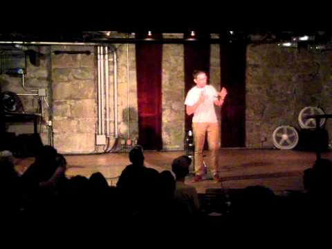 Timmy Riney - 1st place winner of The Great NW Comedy Competition. August, 2015