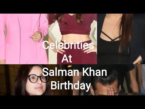 celebrities-at-salman-khan-birthday-party