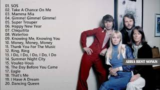 ABBA Greatest Hits Full Album - ABBA Best Songs Ever - ABBA Playlist (HQ) MP3