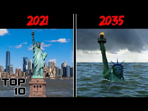 Top 10 Places That Will Soon Be Underwater
