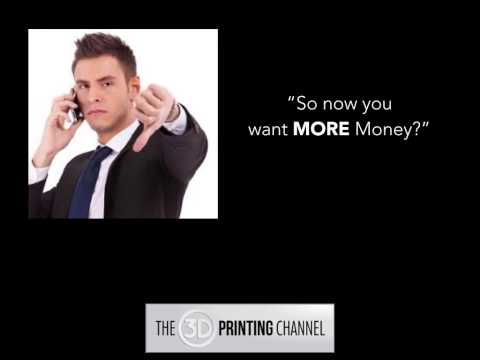 3D Printing Media Saves 3D Printing Investors