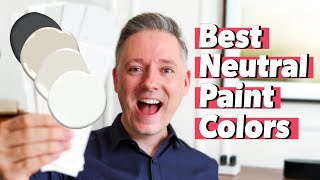 Best Neutral Paint Colors for Your Home | How to Choose Neutral Paint Colors From Benjamin Moore