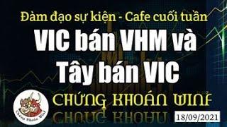Sự kiện Vingroup bán 100 triệu Vinhome và Viking Asia Holdings II PTE. LTD bán 32 triệu Vinhome.