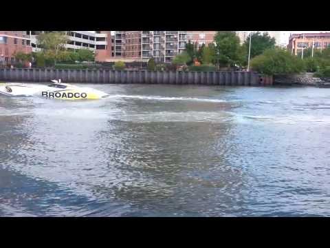 Sept.2013 Manhattan boat racing