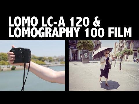 Shoot Film: Sevilla (my first Lomography 100 film test)