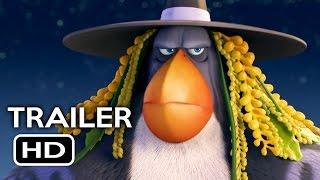 Surf's Up 2: WaveMania Official Teaser Trailer #1 (2017) John Cena Animated Movie HD