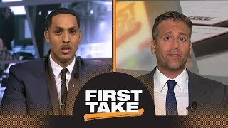First Take reacts to LeBron James signing with Lakers | First Take | ESPN