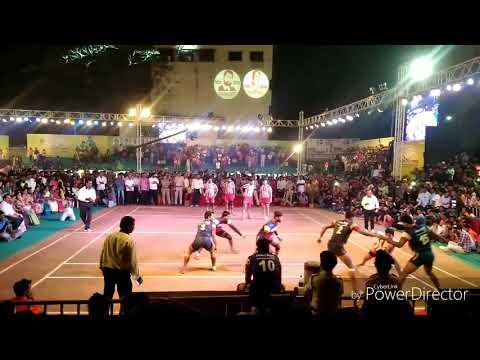 Thane Mahapor Chashak (2018) Air India vs Union Bank Kabaddi final Match