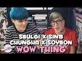 SEULGI (슬기) X SINB (신비) X CHUNG HA (청하) X SOYEON (소연) - WOW THING ★ MV REACTION