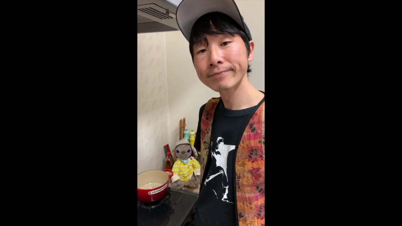 自転車冒険家キッチン ー日本海と太平洋のミックス塩!ー