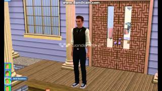 Big Time Rush Sims- 1 Серия