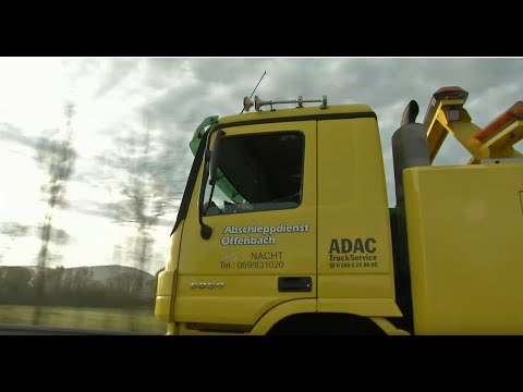500 PS - Abschleppwagen für schwere Fälle | hessenreporter