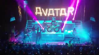 Avatar - The King Wants You - Live in Denver