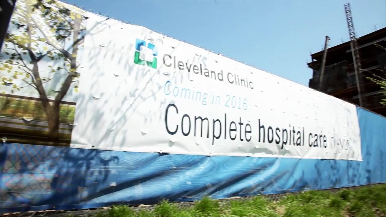 Avon Hospital Grand Opening
