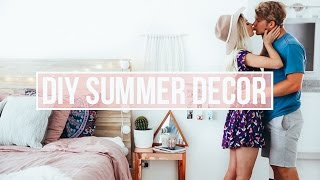DIY Summer Room Decor + Makeover! | Aspyn Ovard