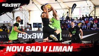 Novi Sad v Liman | Final | Full Game | FIBA 3x3 World Tour 2018 - Hyderabad Masters