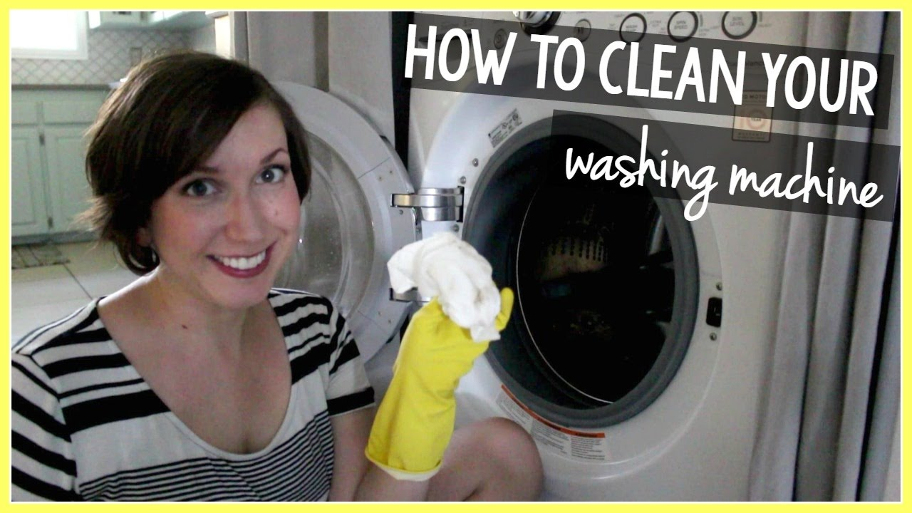How To Clean A Front Loading Washing Machine You