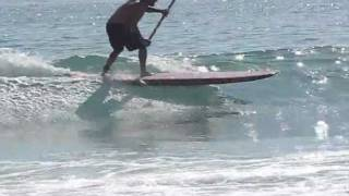 Hollow Wood Sup Session At Tigre Shores  7-16- 2011.wmv