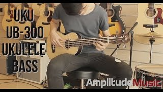 UKU UB-300 Ukulele Bass Playthrough
