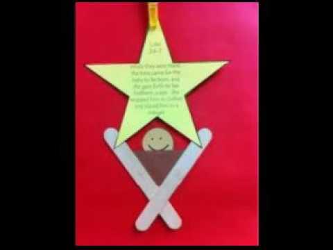 Nativity Crafts For Children